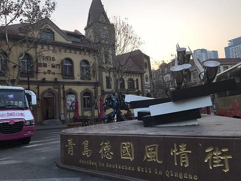 青岛德国风情街旅游景点攻略图