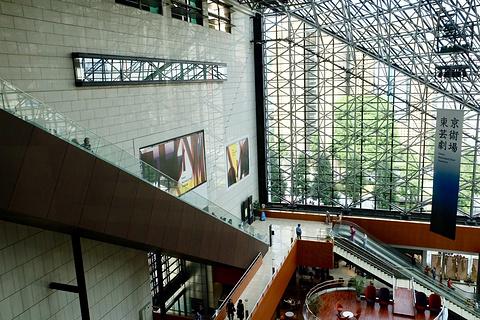 东京艺术剧场的图片