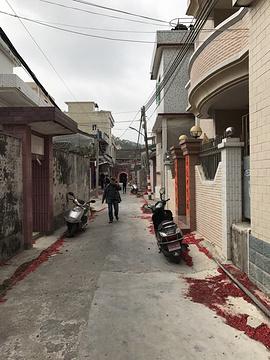 平海古城旅游景点攻略图