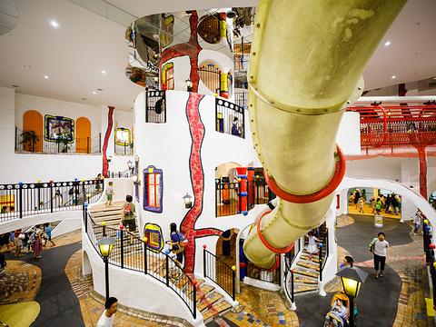 儿童博物馆旅游景点图片