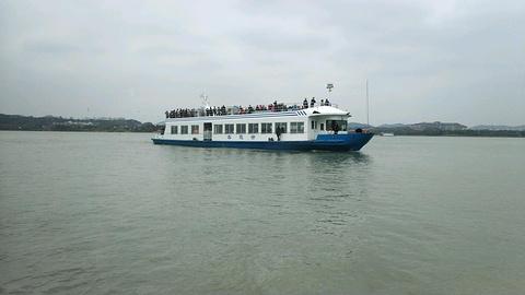 太湖仙岛旅游景点攻略图