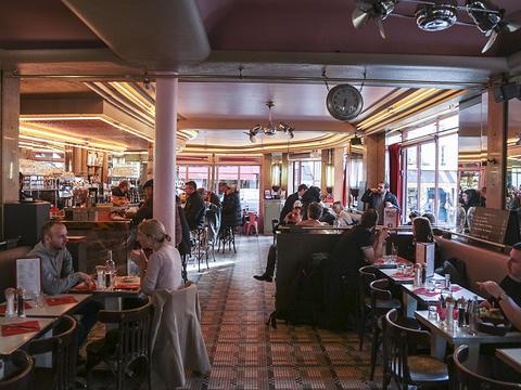 双风车咖啡馆旅游景点图片