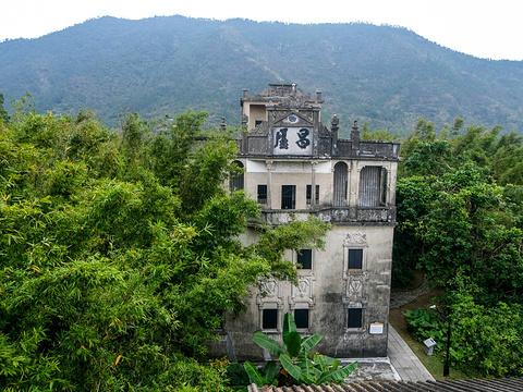 马降龙碉楼群旅游景点图片