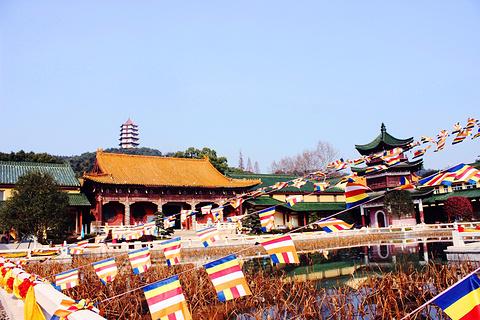东林寺的图片