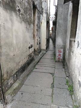 西街(商业一条街)旅游景点攻略图