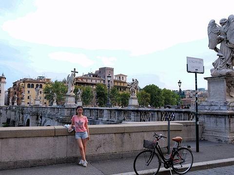 圣天使桥旅游景点图片