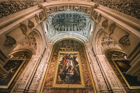 塞维利亚圣母主教座堂的图片