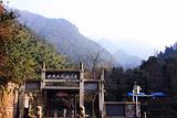 庐山东林大峡谷