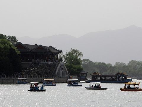十七孔桥旅游景点图片