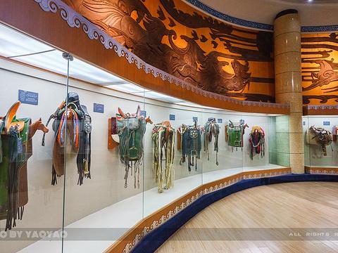 马文化博物馆旅游景点图片