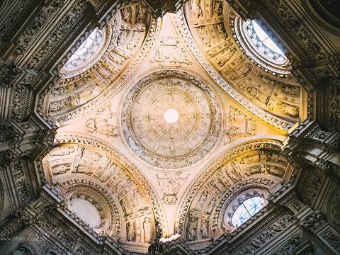 塞维利亚圣母主教座堂旅游景点图片