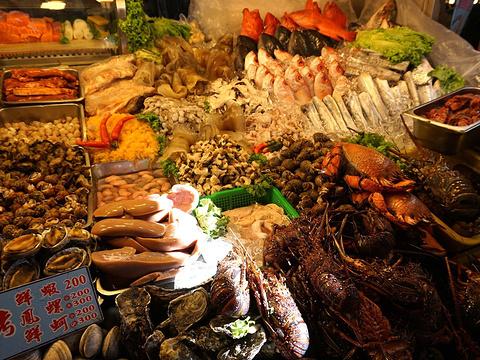 基隆港旅游景点图片
