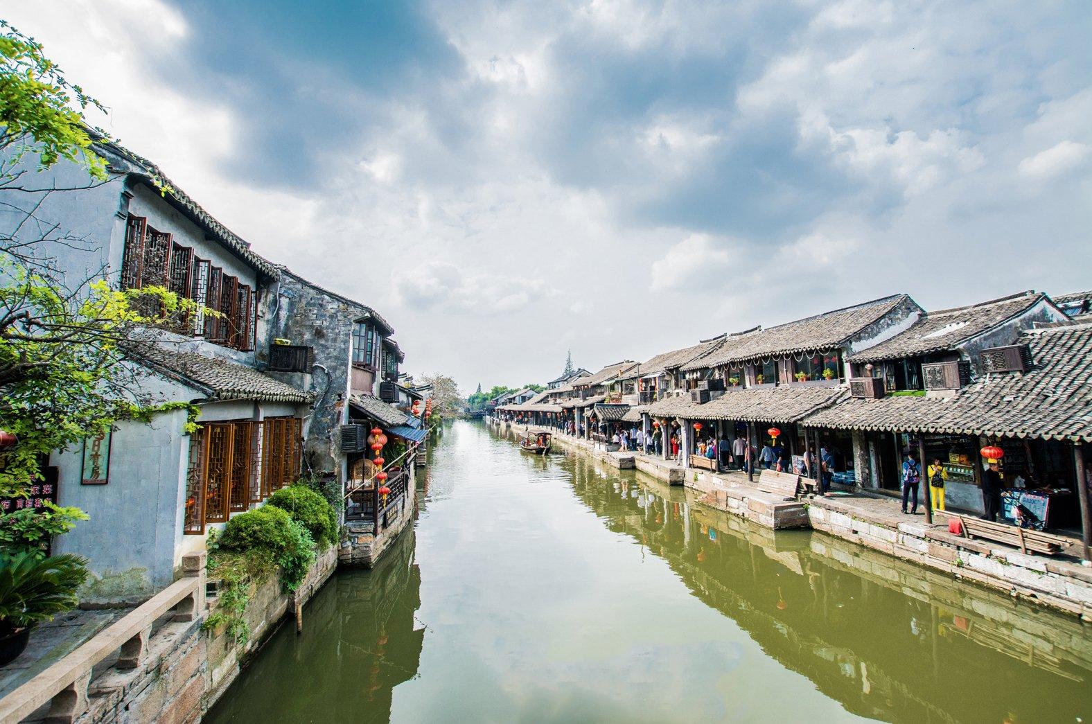 乌镇净心之旅,在乌镇体验小桥流水、繁花似锦的江南风情