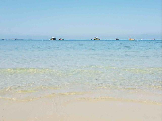 """""""是一个挺适合放松身心的地方比较推荐自驾 沿着海岸线来到这个度假区 也是很不错的一些体验度假区内..._巽寮湾""""的评论图片"""