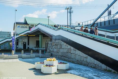 大阪城公园旅游景点攻略图