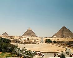 【埃及】背负枷锁,岁月蹉跎,邂逅尘埃及荒漠……