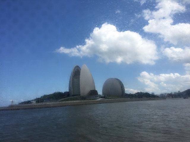 """""""进外伶仃岛从香洲港码头上船,九州港是不到外伶仃岛的😄3天2夜都住在外伶仃岛上😁我们住的地方..._珠海""""的评论图片"""