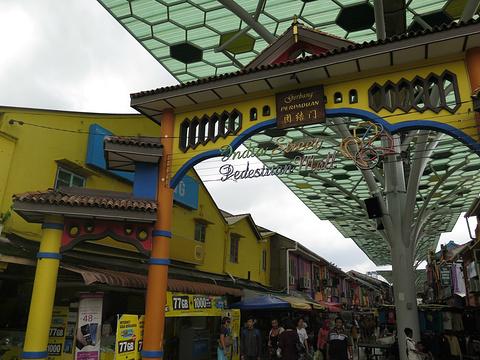 印度街旅游景点图片