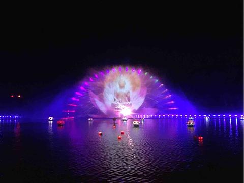 """""""澜沧江·湄公河之夜""""歌舞篝火晚会旅游景点攻略图"""