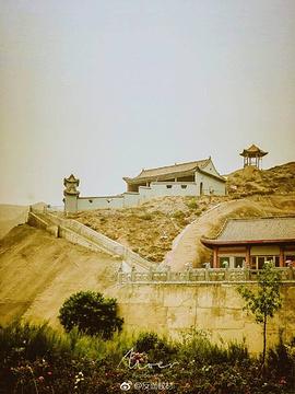 青铜峡108塔旅游景点攻略图