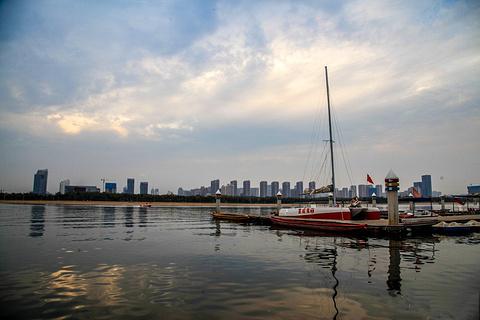日照奥林匹克水上运动公园旅游景点攻略图