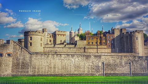 伦敦塔旅游景点攻略图