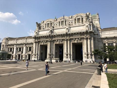 米兰中央火车站旅游景点图片
