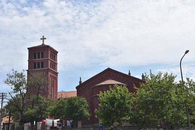 圣保罗教堂图片