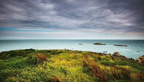 渔山列岛旅游景点攻略图