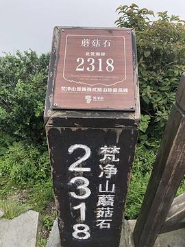 梵净山旅游景点攻略图