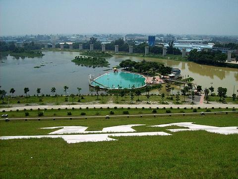 九龙湖旅游景点攻略图