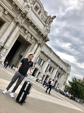 米兰中央火车站旅游景点攻略图