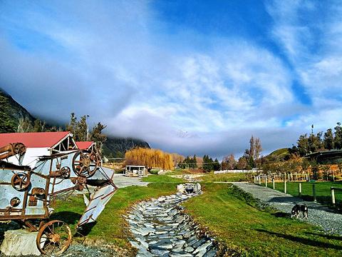 瓦尔特峰高原牧场旅游景点攻略图