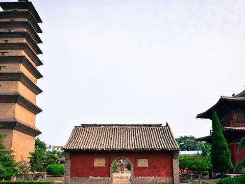 大唐清河郡王纪功载政福之碑旅游景点图片