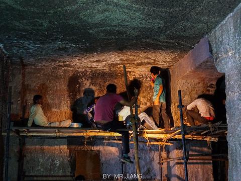 阿旃陀石窟旅游景点图片