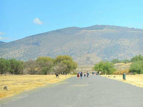 特奥蒂瓦坎旅游景点图片