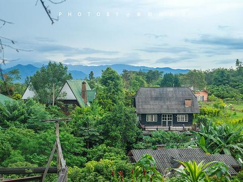 南湖山地村旅游景点图片