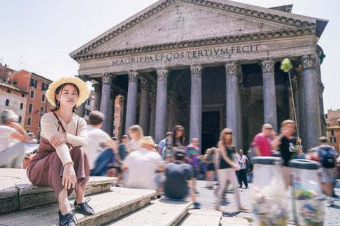 万神殿旅游景点攻略图