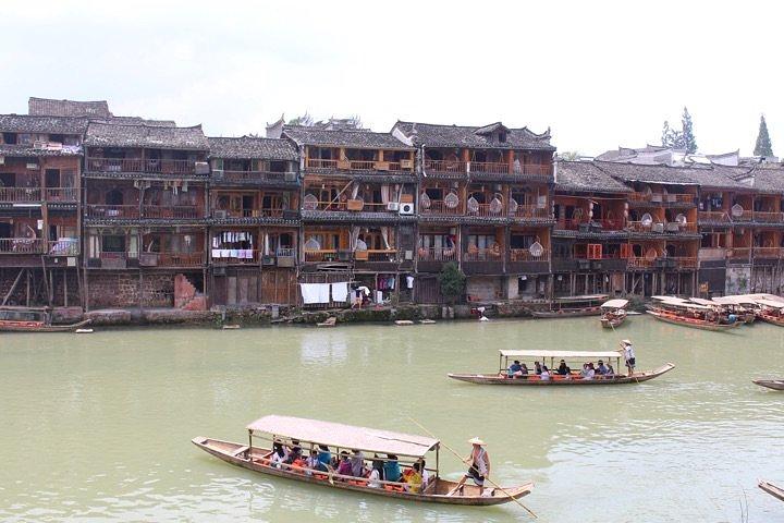 """""""""""中国最美的小城""""果然名不虚传❗️❗️_凤凰古城""""的评论图片"""
