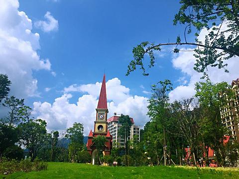 花水湾温泉度假区旅游景点图片