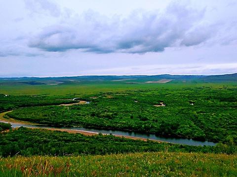 额尔古纳湿地旅游景点攻略图