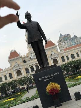 胡志明市旅游景点攻略图
