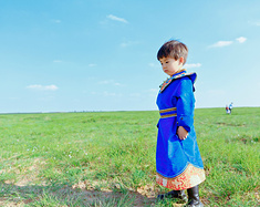 草原5日行,少年小巴特养成记