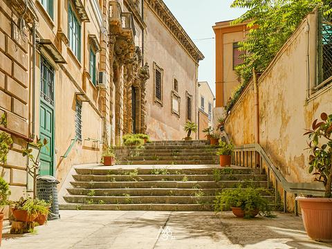巴勒莫大教堂及地下宝藏旅游景点图片