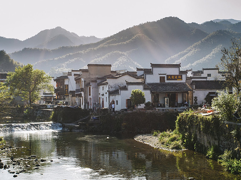 卢村旅游景点图片