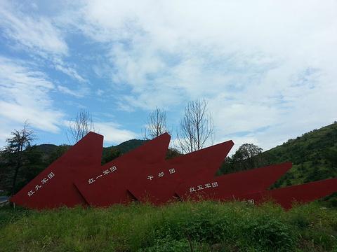四渡赤水战役旧址青杠坡战斗遗址旅游景点攻略图