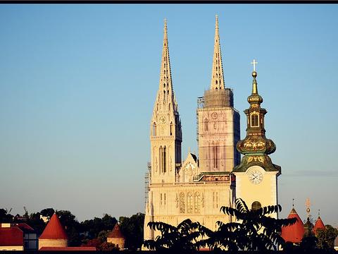圣母升天大教堂旅游景点图片
