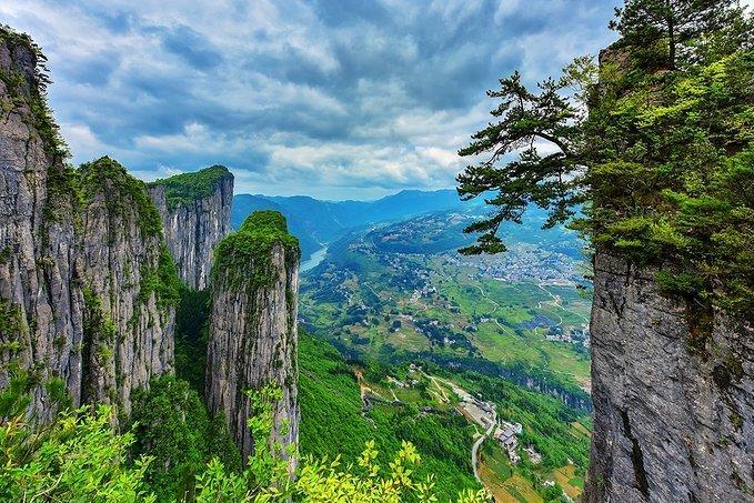 网红地打卡——恩施大峡谷奇峰仙境一日游