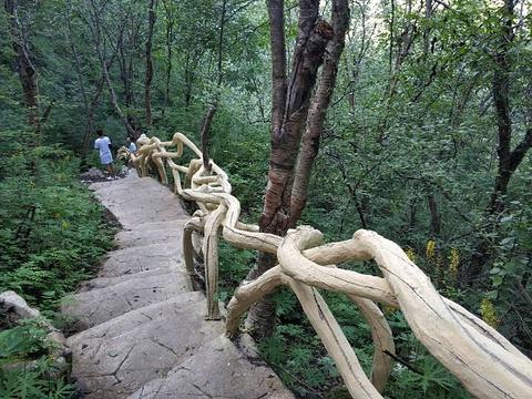 渭河源景区旅游景点图片