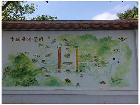 东禅少林寺旅游景点攻略图